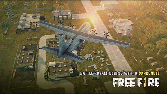 Free Fire Battlegrounds for PC
