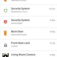 Xfinity Home for pc app activity