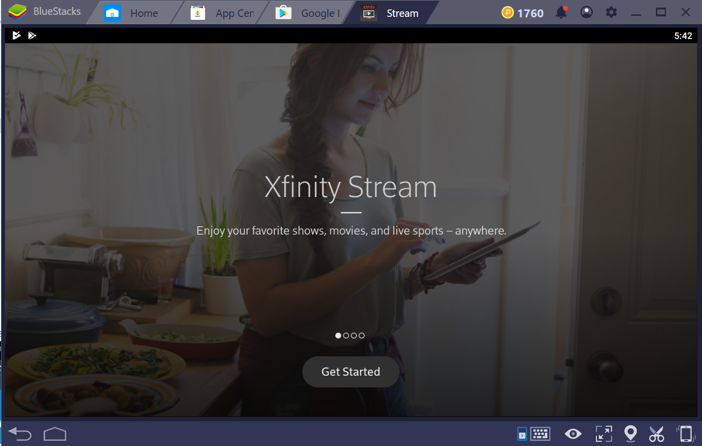 Xfinity Stream for PC