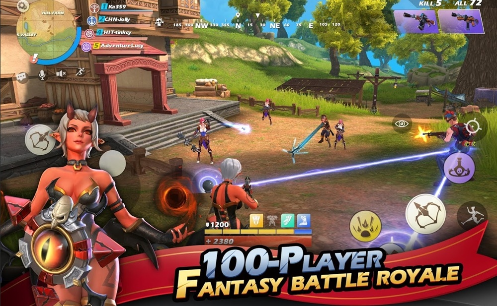 download RideOutHeroes for pc