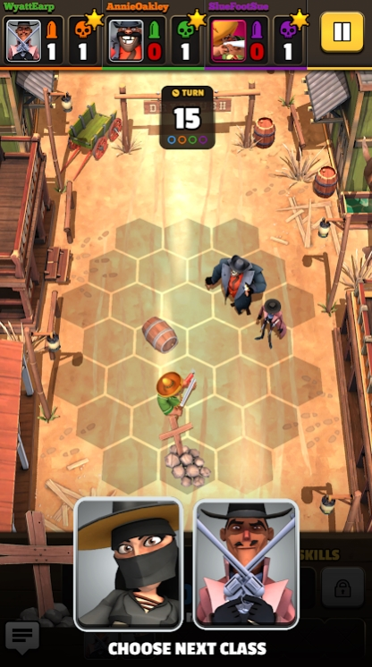 Pocket Cowboys for pc