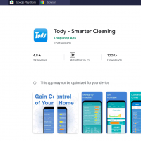 Tody Smarter Cleaning for PC