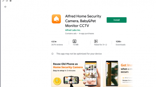 Alfred Video Baby Camera Monitor for PC